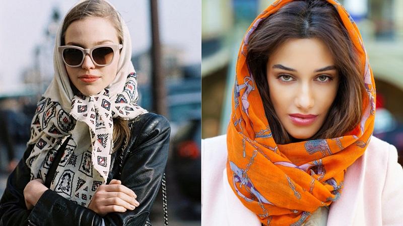 Як гарно зав'язати шарф
