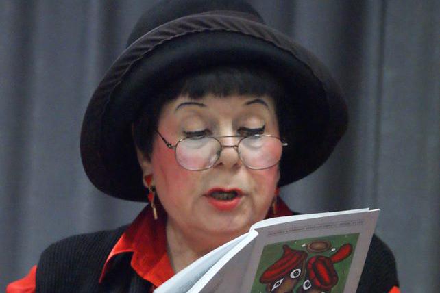 Невтомна Емма Андієвська