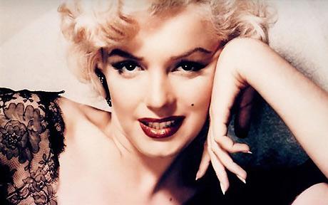 Знаменита блондинка Мерилін Монро