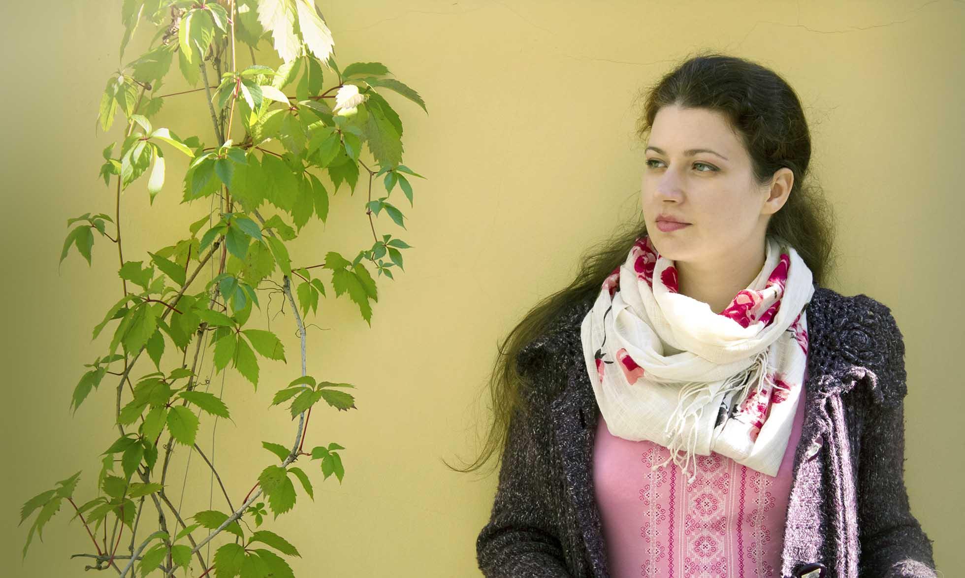 Ліля Демидюк – Де моя Батьківщина?