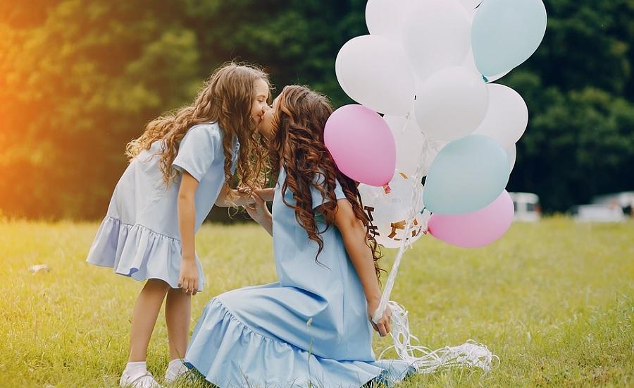 Привітання з Днем доньки