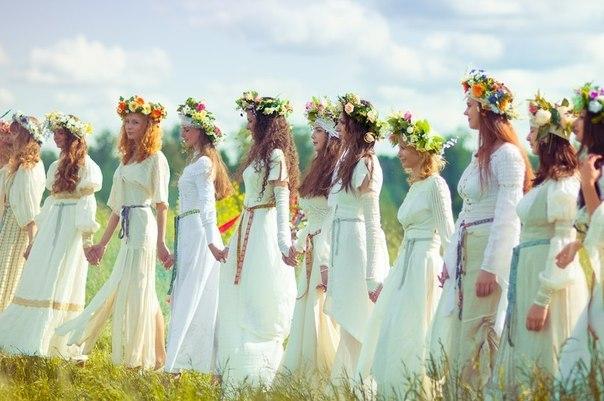 Дохристиянські весняні обряди