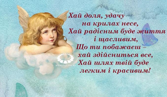 Привітання для Івана з Днем ангела