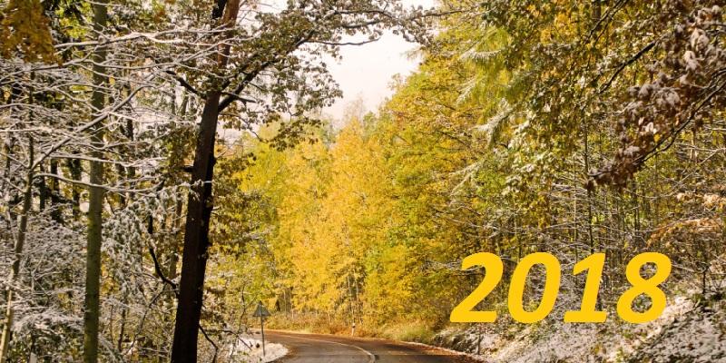 Календар свят та пам'ятних подій в Україні на 2018 рік