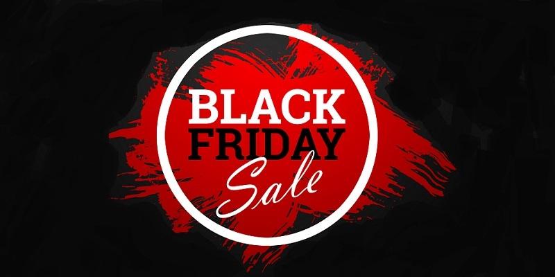 Чорна п'ятниця: зустрічаємось опівночі з 28 на 29 листопада на сайті магазину MAKEUP