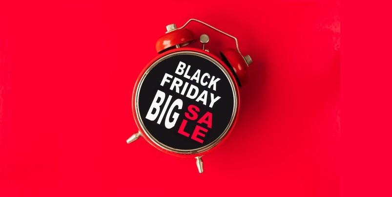Чорна п'ятниця: онлайн покупки та приємні знижки