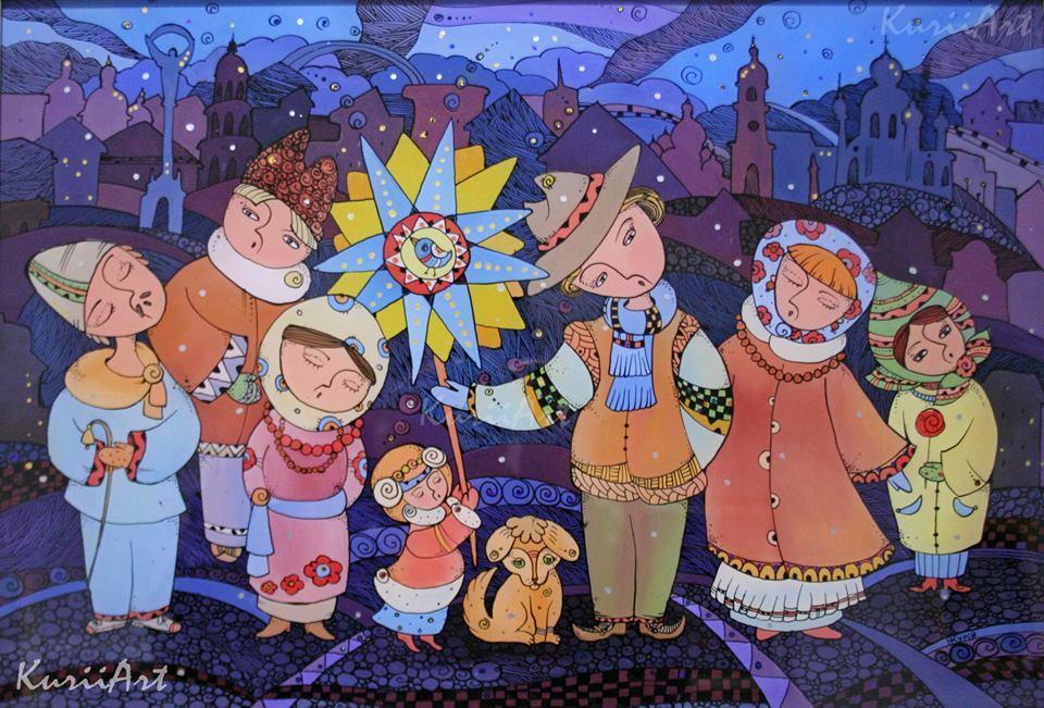 Що і для кого малює Наталя Курій-Максимів?