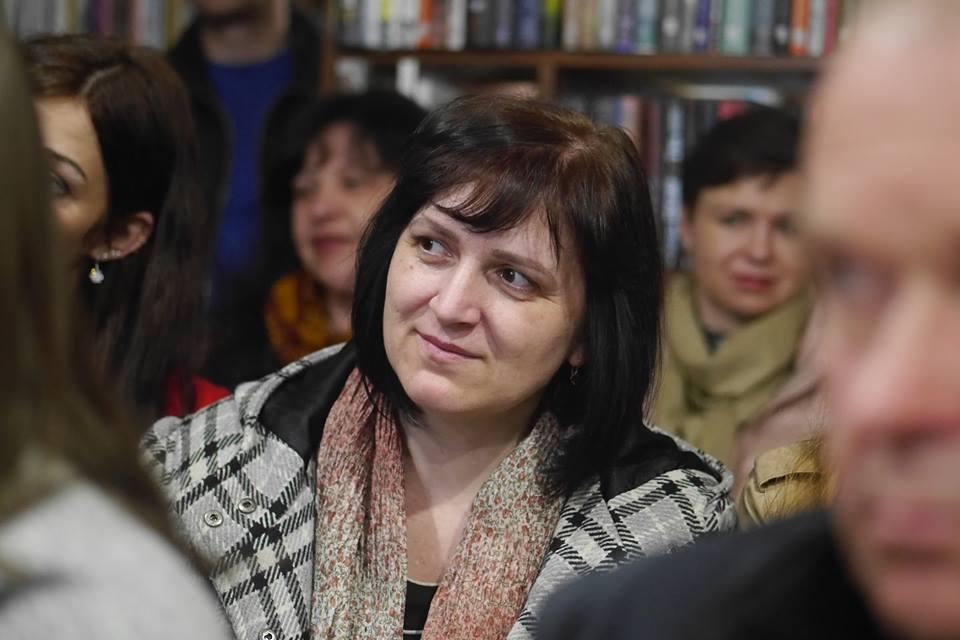 Оксана Гунька-Маїк – поетка з Добротвора