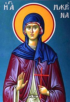 1 серпня - святої МОКРИНИ