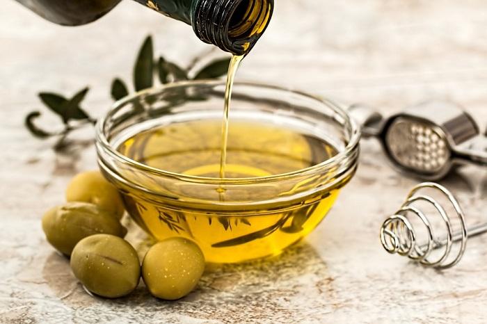 Маски для обличчя з оливкової олії