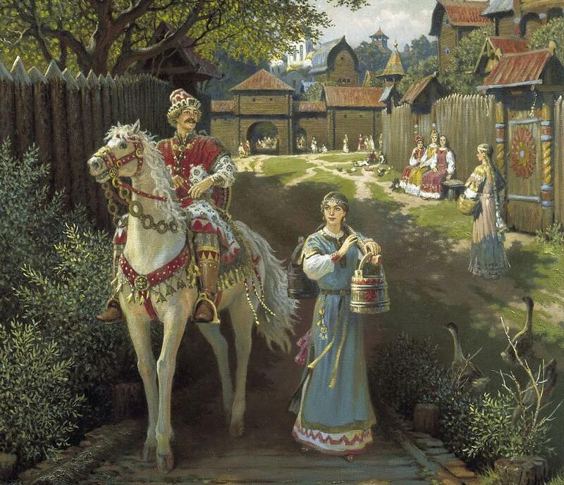 Цікаві факти про українську моду в часи Русі та козацтва