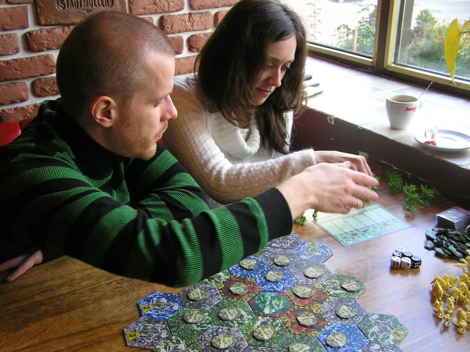 Про настільні ігри – з Остапом Гевком