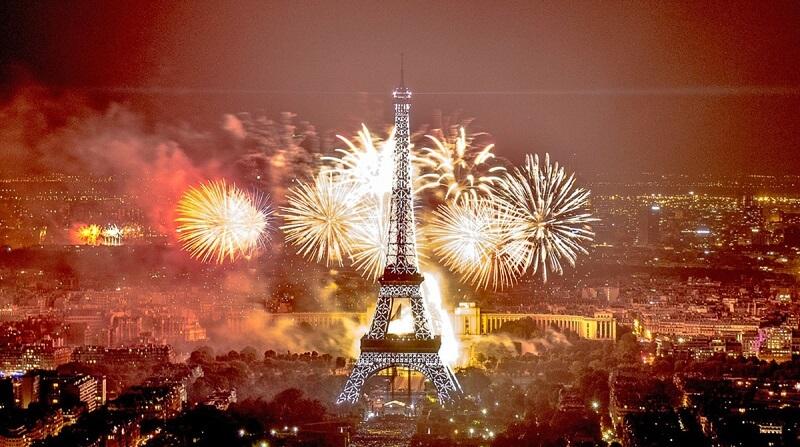 Особливості святкування Нового року в країнах Європи
