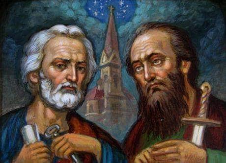 12 липня – св. Петра і Павла