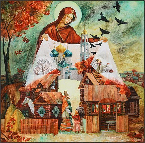 14 жовтня Покрова і День українського козацтва