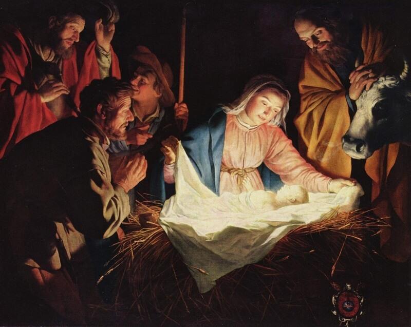Привітання зі святом Різдва Христового