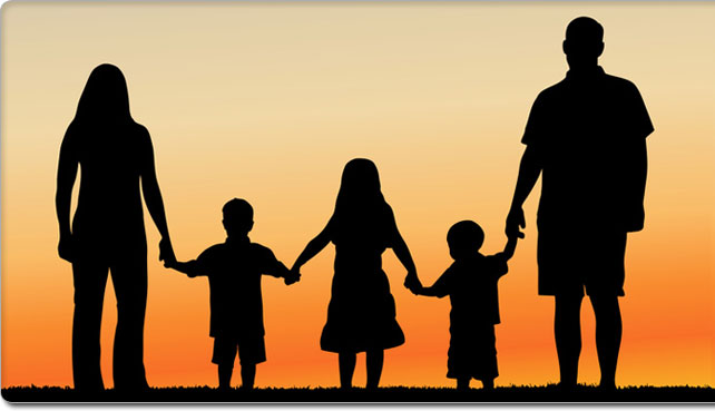 Українська родина  – хто кому кум, сват, стрийко