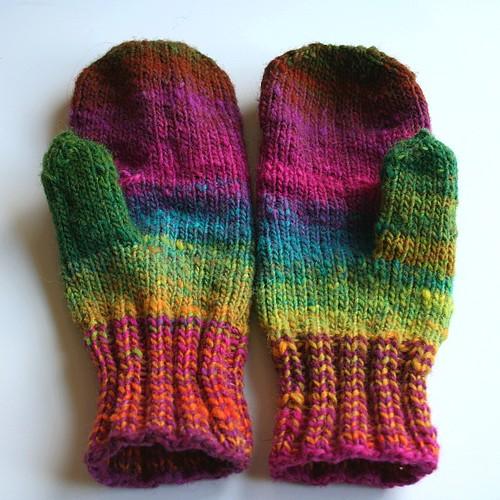 Цікаво про рукавиці