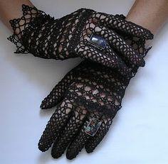 Дамські рукавички