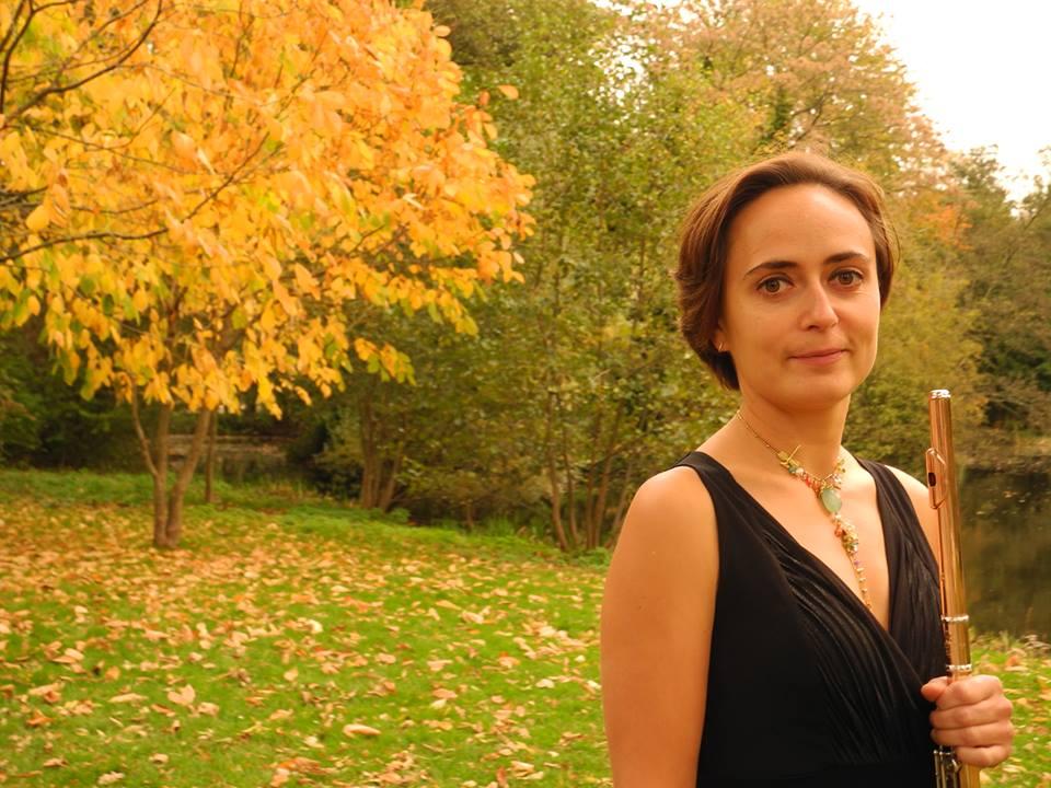 Флейтистка Марічка Семотюк та її європейське життя