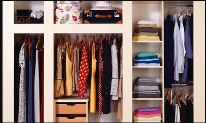 порядок в гардеробі