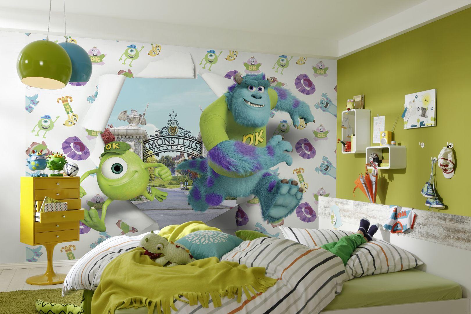 Кадри з мультиків один з найпопулярніших сюжетів для дитячої