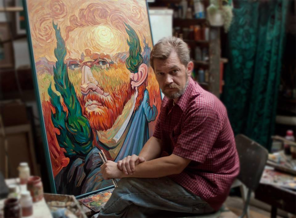 Олег Шупляк - двовзори і не тільки