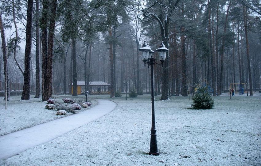 Перший сніг, як побачення з минулим
