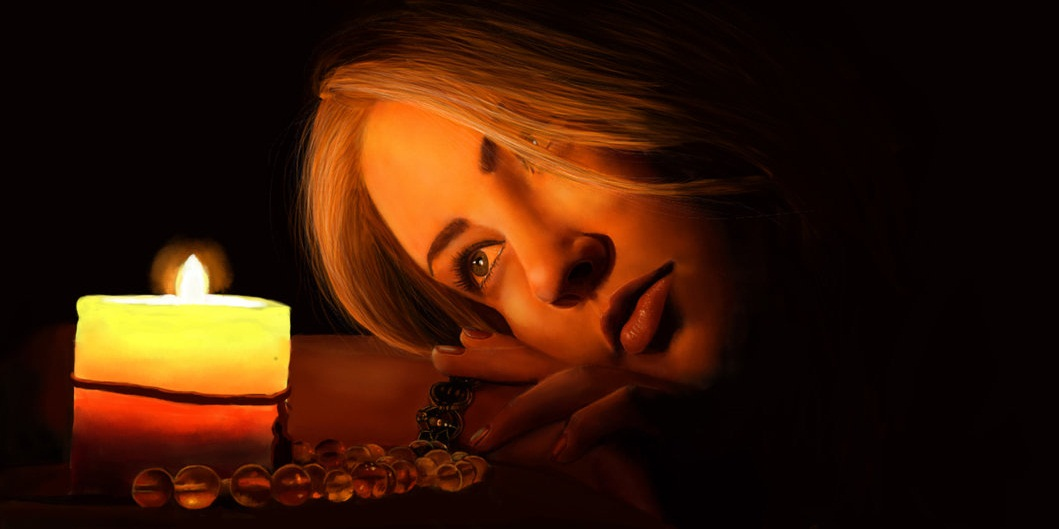 Стрітенська свічка-громниця