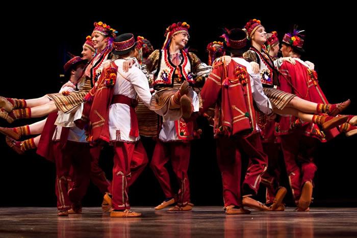 29 квітня – всесвітній День танцю