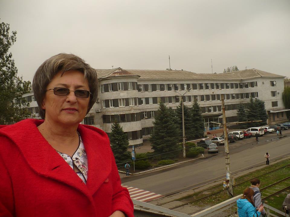 Оксана Тебешевська, поезії