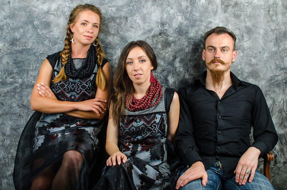 Гурт Troye Zillia виконує сучасний український фолк!