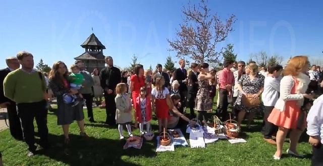 Великдень в українських традиціях