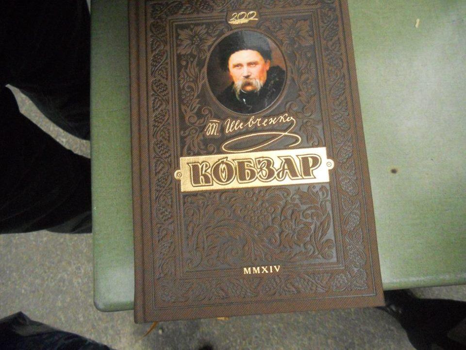 Микола Зубков і вічне Шевченкове слово
